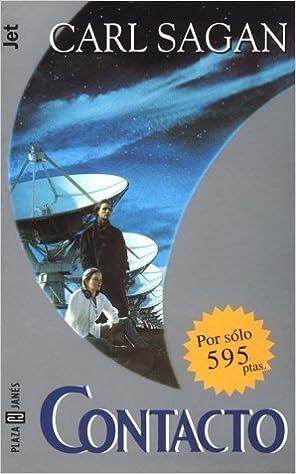 Contacto: Amazon.es: Sagan, Carl: Libros