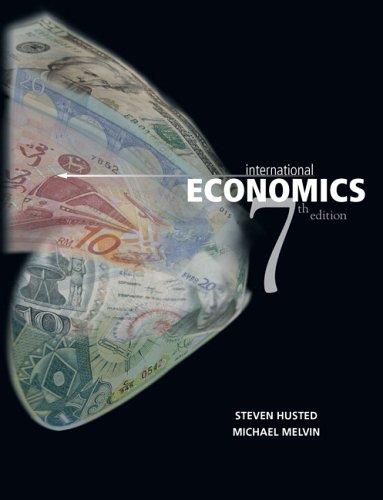 International Economics (7th Edition)