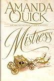 Mistress, Amanda Quick, 0553093525