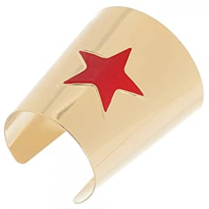 Wonder Woman Star Cuffs