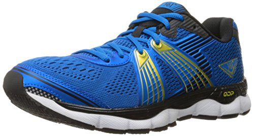 black 361 Shoe Blue Men Shield yellow M Running wYwrAq