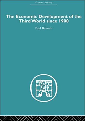 Book The Economic Development of the Third World Since 1900