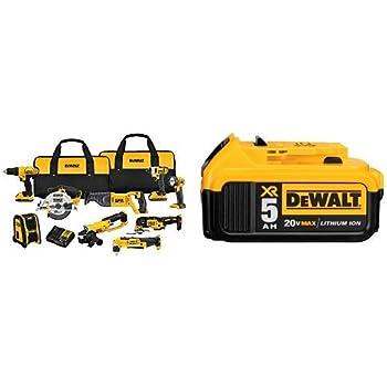 DEWALT DCK940D2 20V MAX Lithium Ion 9 Tool Combo Kit