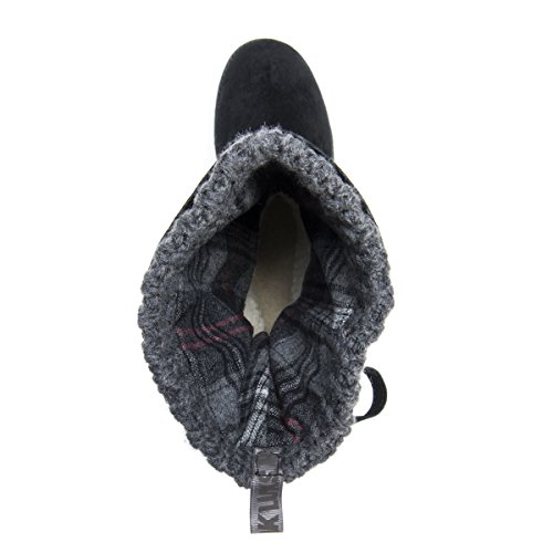 Pictures of MUK LUKS Women's Luanna Boots Fashion Black 7 M US 1