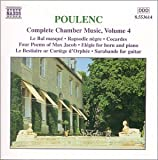 Music : Complete Chamber Music 4