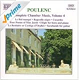 Poulenc: Complete Chamber Music, Vol.4