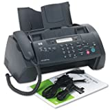 Electronics : Hp 1040 Inkjet Fax Machine W/built-in Telephone Handset - Print Scan & Send Faxes!