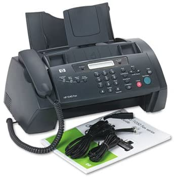 Amazon Com Hp 1040 Inkjet Fax Machine W Built In