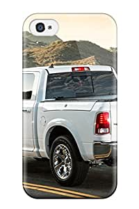 Chrislmes Snap On Hard Case Cover Dodge Ram 13 Protector For Iphone 4/4s