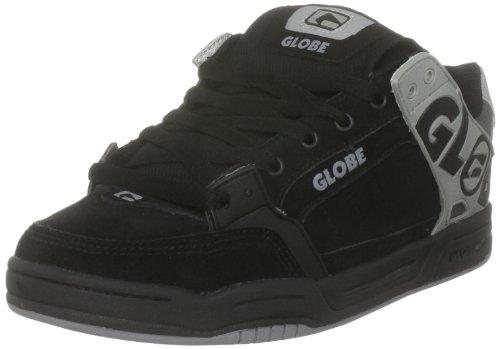 Globe Tilt, Zapatillas de Skateboarding para Hombre Negro