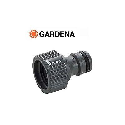 'Gardena Nez de robinet 21mm (G 1/2)
