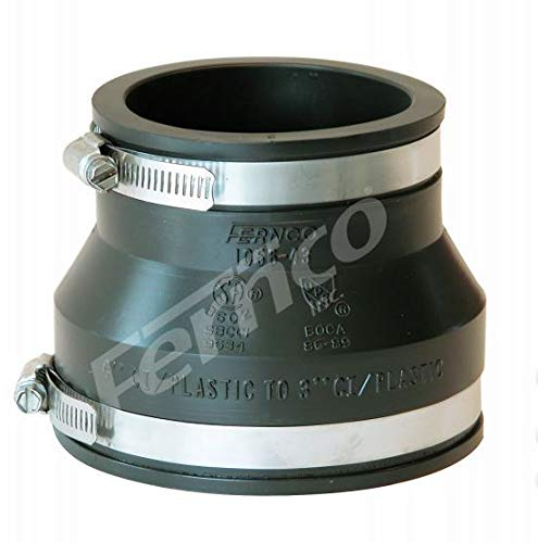 FERNCO Flexible Soil Couplings - 4