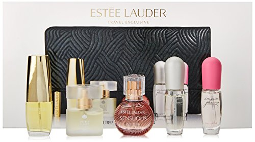 Estee Lauder Purse Beautiful Eau de Parfum Spray for Women, 6 Count -