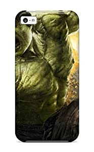Fashionable ViYfcYh14912MwpUh Iphone 5c Case Cover For The Hulk Angry Protective Case