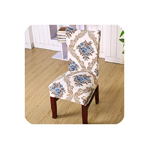Chair Covers Spandex for Wedding Dining Room Office Banquet housse de Chaise Chair Cover,colour17,Universal Size (Hardware Restoration Outdoor Chaise)