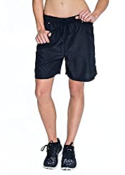 abi and joseph Trailblazer Exercise Short XS Black