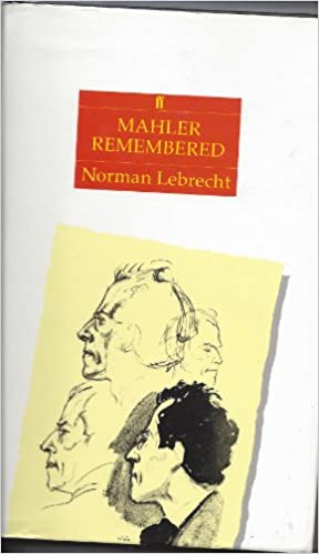 Libri Gratuiti Scaricare Ipod Touch Mahler Remembered border=