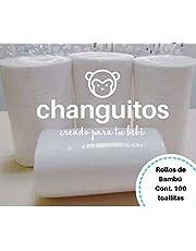 Tolla de Bambu Changuitos 100 Hojas