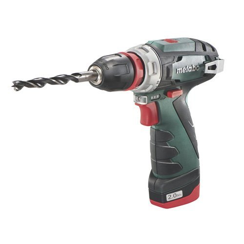 Metabo MPT108PMAXX2 10.8 V Power Maxx BS Quick Basic Hand...