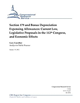 Amazon.com: Section 179 and Bonus Depreciation Expensing ...