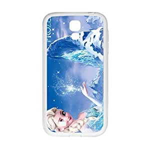Happy Frozen fresh lovely girl Cell Phone Case for Samsung Galaxy S4