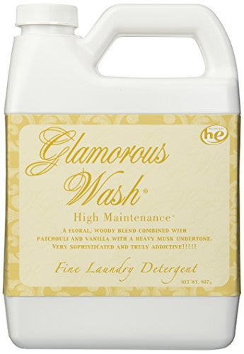 TYLER Glamour Wash Laundry Detergent High Maintenance, 32 Fluid Ounce (Detergent Wash Laundry)