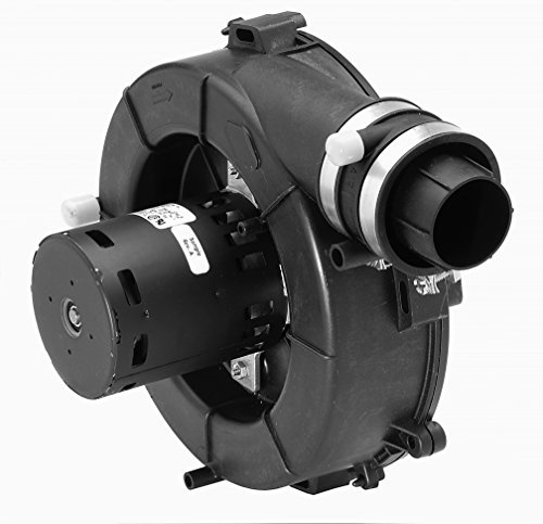 A202 - Armstrong Furnace Draft Inducer / Exhaust Vent Venter Motor - OEM Replacement by Fasco A202 1-Speed Lennox Draft Inducer Blower (115V) Replacement for Armstrong ()