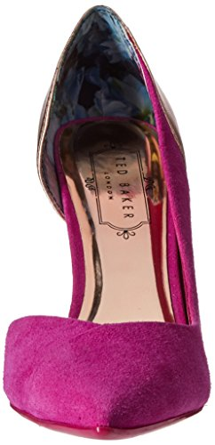D'Orsay Women's Ted Baker Metallic Purple Giulla Pump 5qqvtW