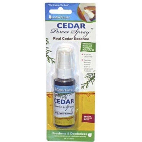 HOUSEHOLD ESSENTIALS 81702 Cedar Power Spray Tool, 2 oz
