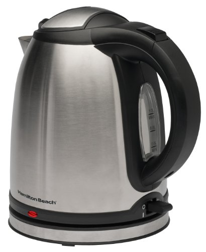 1 05 qt Stainless Electric Kettle Finish