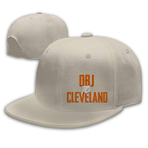 - Adjustable Baseball Cap New York Odell OBJ to Cleveland Cool Snapback Hats