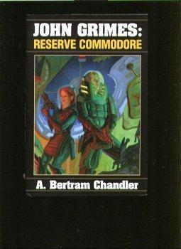 book cover of Reserve Commodore