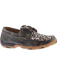 Twisted X Boots Women's WDM0057 Boat Shoe