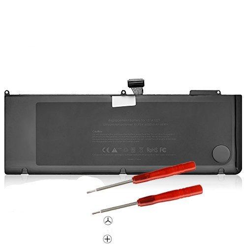 DJW Battery MacBook Screwdrivers 12 Warranty product image