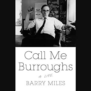Call Me Burroughs Audiobook