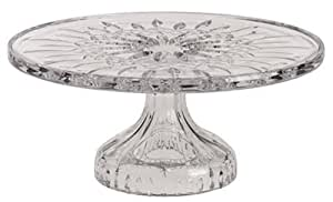 Waterford Crystal Lismore Footed Cake Plate