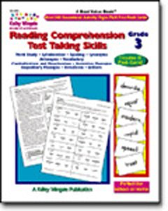 Reading Comrehension Test Taking, Grade 3 - Pedigo Cds