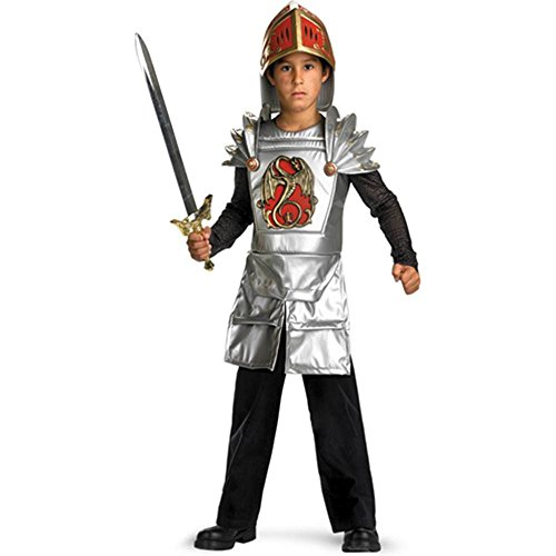 Disguise Knight Dragon Boys Costume
