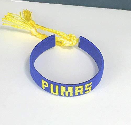 *Custom Handmade Bracelets* PUMAS Bracelet Mexican Soccer Team