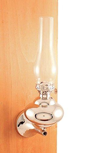 brass kerosene lamp - 9