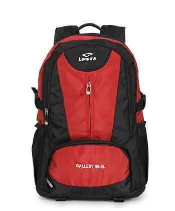 Viajar al aire libre senderismo escalada de montaña deportes ocio mochila de viaje impermeable gran capacidad bolsa de deporte para hombre (correa para hombro,