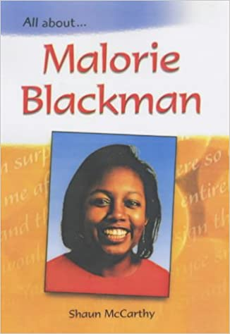 Book Malorie Blackman (All About) (All About Series)