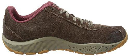 Merrell Sprint Lace Suede AC+, Sneaker Uomo Marrone (Bracken)