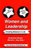 Women and Leadership, Beverly I. Irby, 1560725710