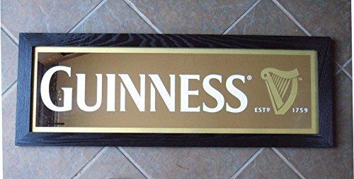 Guinness Cooler Mirror - Sign Mirror