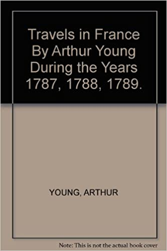 arthur young travels in france
