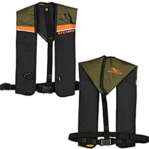 Stearns fishing vest boating equipment for Fishing vest amazon