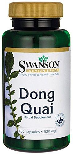 Dong Quai 530 mg 100 Caps