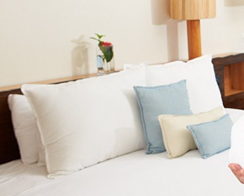 Polycotton Bulk Pack of 24 Standard Size Grade B Pillowcases,, used for sale  Delivered anywhere in Canada