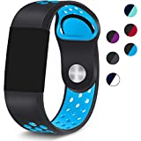 aczer-Y Garmin Vivoactive Hr Accessories Watchbands, 11 Color Classic Replacement Watch Band with Stainless Metal Buckle and Rubber Strap for Garmin Vivoactive Hr Wrist Band